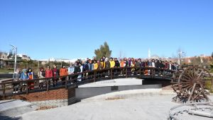 Samsat Anadolu İmam Hatip Lisesi Öğrencilerinden ADYÜ'ye Gezi