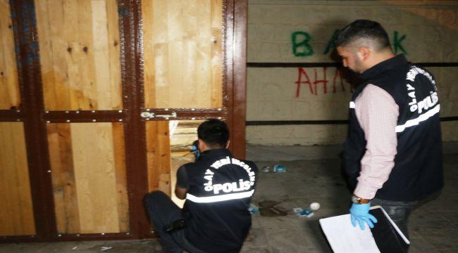 Sanat Sokağı'nda Elektrik Kablo Hırsızlığı