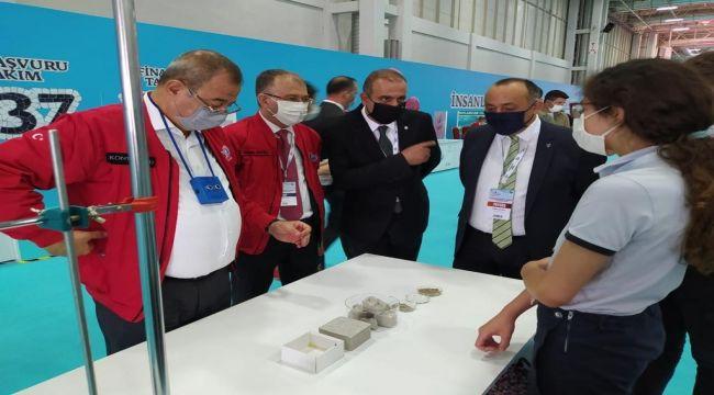 SANKO okullarının projesi Türkiye ikincisi oldu