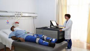 SANKO Üniversitesi Tıp Fakültesi'nden kalp hastalarına EECP tedavisi