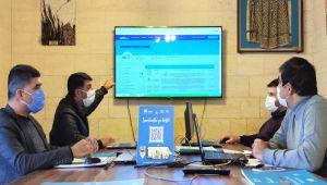 Şanlıurfa Belediyesi dijital fuarda