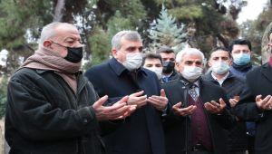 Şanlıurfa'nın Pîr'i mezarı başında anıldı - Videolu Haber