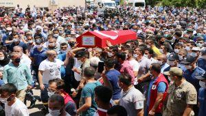 Şehit Gül, son yolculuğuna uğurlandı - Videolu Haber