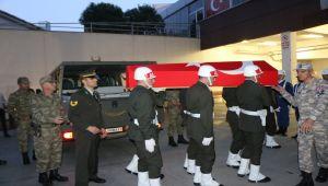 Şehit Piyade Onbaşı Çavuş Çelik'in Cenazesi Adıyaman'a Getirildi - Videolu Haber