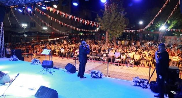 Şehr-i Yaman'da Nuri Büyükyolcu Konseri