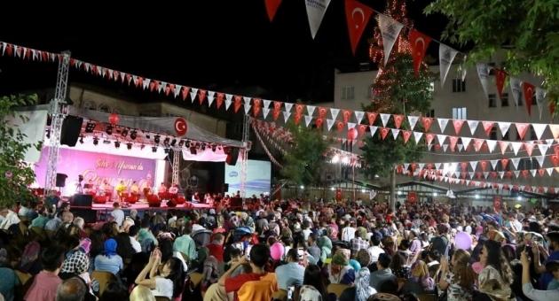 'Şehr-i Yaman'da Ramazan Etkinlikleri'nde Harfane Rüzgarı