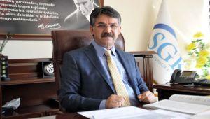 SGK İl Müdürü Tekin'in yapılandırma duyurusu