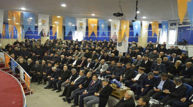 Sincik AK Parti İlçe Başkanı Öksüz Güven Tazeledi - Videolu Haber