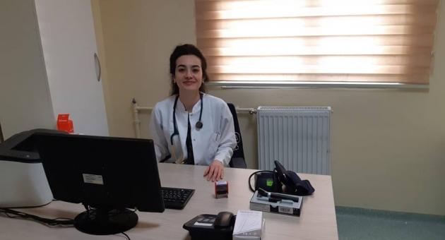 Sincik Devlet Hastanesi'ne Çocuk Sağlığı ve Hastalıkları Uzmanı Atandı