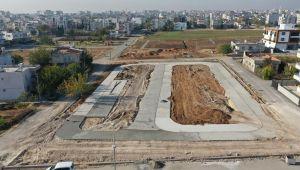 Siteler ve Yunus Emre Mahalleleri de yeni parka kavuşuyor