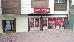 'Sosyal Market'ten ihtiyaç sahiplerine Ramazan ayı desteği - Videolu Haber