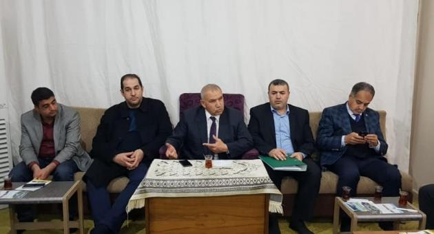 STK'lar Adıyaman Belediye Başkan Adaylarını Dinliyor
