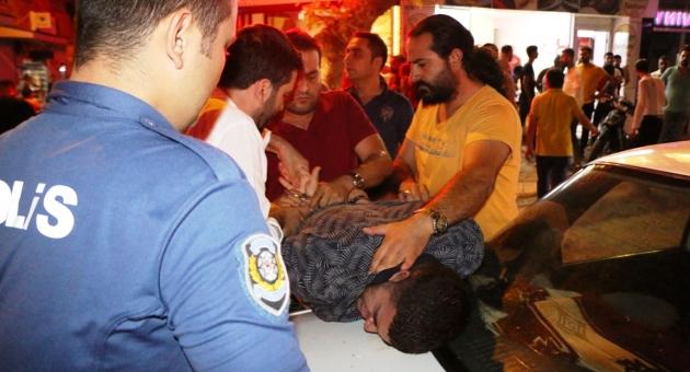 Suriyeli Şüphelinin Tacizi Sonrası Çıkan Kavgada: 3 Yaralı, 3 Gözaltı