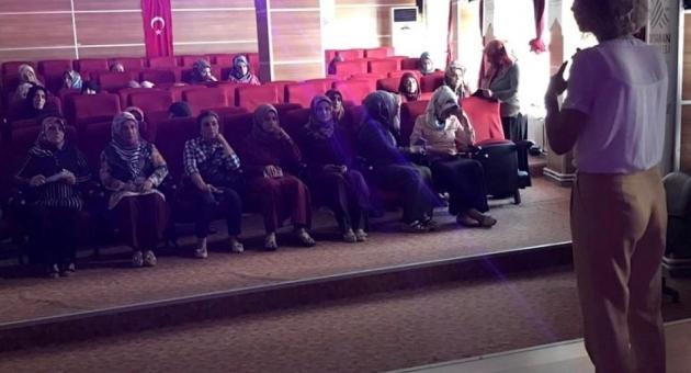 TOGEM'de 'Kadın Hastalıkları' Semineri