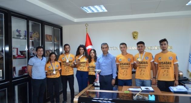 Triathle Türkiye Şampiyonu Adıyaman