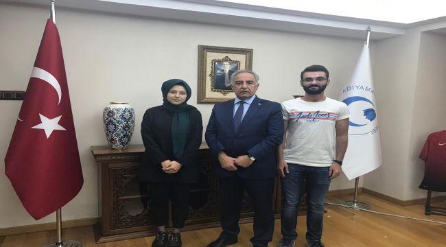 TTÖP'den Rektör Turgut'a Ziyaret