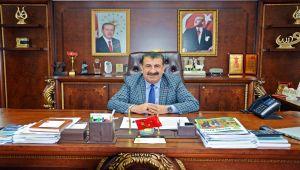 TÜDKİYEB Genel Başkanı Çelik: Gübre destekleri ikiye katlandı