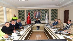 Türkiye Geneli 'Otobüs Kazalarının Önlenmesine Yönelik' Eş Zamanlı Toplantı