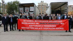 Tutdere, Büyükşehir Belediyelerin desteğini Adıyaman'a ulaştırmayı sürdürüyor - Videolu Haber