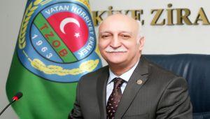 TZOB Genel Başkanı Bayraktar: Kadın çiftçilerimiz olmazsa Türkiye aç kalır