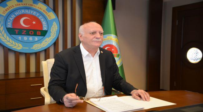 TZOB Genel Başkanı Bayraktar: Ramazan fırsatçılığı yapılmamalı