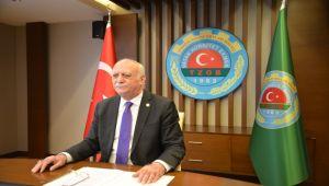 TZOP Genel Başkanı Bayraktar: En fazla kuraklık İç Anadolu ve Güneydoğu Anadolu bölgelerinde - Videolu Haber