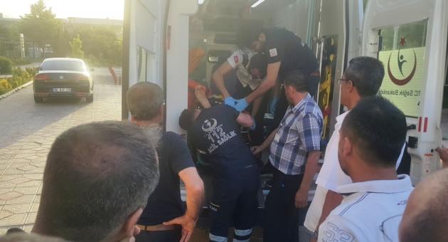 Uçurumdan Düşen Kişi, Ağır Yaralandı