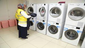 Üniversite Öğrencilerine Ücretsiz Çamaşırhane - Videolu Haber