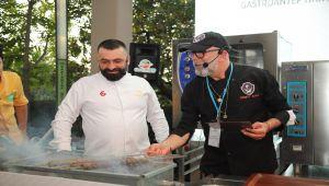 Ünlü şefler, Gastroantep'te workshop sunumlarıyla büyük beğeni aldı - Videolu Haber