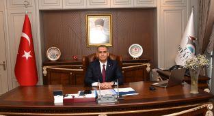 Vali Çuhadar'dan 23 Nisan Ulusal Egemenlik ve Çocuk Bayramı mesajı