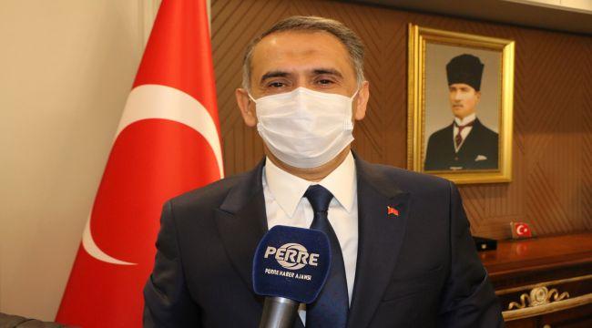Vali Çuhadar, vatandaşları uyardı