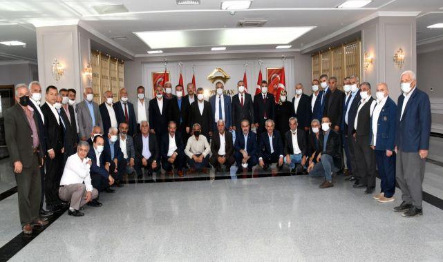 Vali Mahmut Çuhadar: Muhtarlarımız devletimizin uç beyleridir