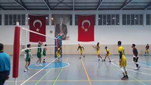 Voleybol Bölgesel Lig Finalleri Gölbaşı'nda Yapıldı
