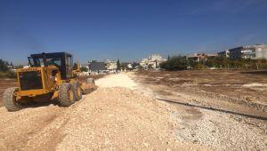 Yeni Mezarlık Çevresindeki Sokaklar Yenileniyor