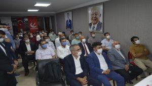 Yeniden Refah Partisi Adıyaman İl Başkanlığı divan toplantısı - Videolu Haber