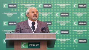 Yeşilay Adıyaman Şube Başkanı Özöncel'den Ramazan Bayramı Mesajı