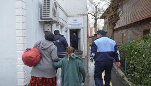 Zabıta ve Polisten Kapsamlı Dilenci Operasyonu
